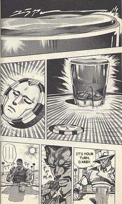 JoJo's Bizarre Adventure 213 Page 2
