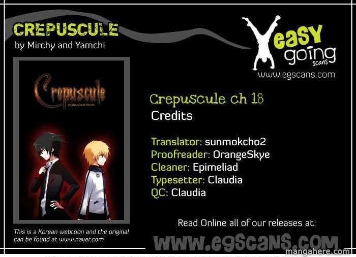 Crepuscule (Yamchi) 18 Page 1