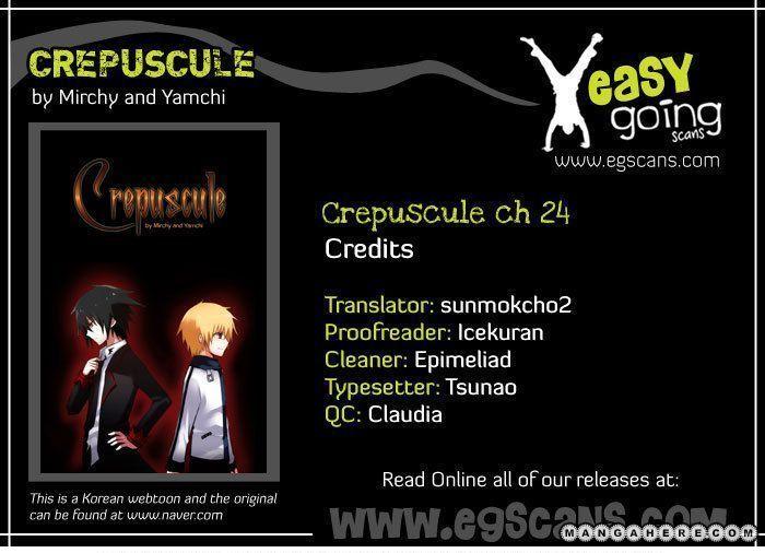 Crepuscule (Yamchi) 24 Page 1
