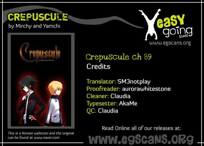 Crepuscule (Yamchi) 89 Page 1