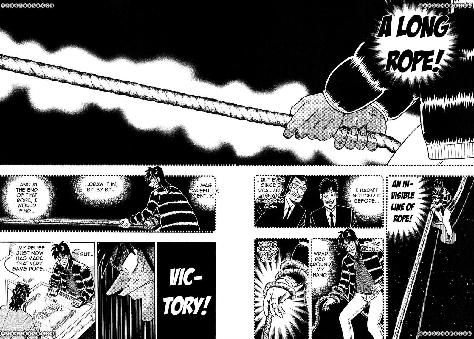 Tobaku Datenroku Kaiji 81 Page 2