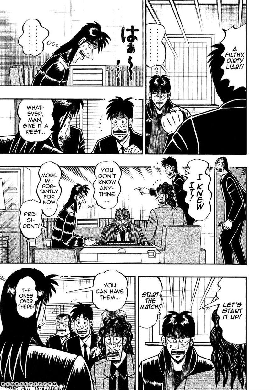 Tobaku Datenroku Kaiji 91 Page 3