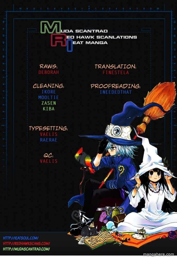 Magico (IWAMOTO Naoki) 11 Page 1