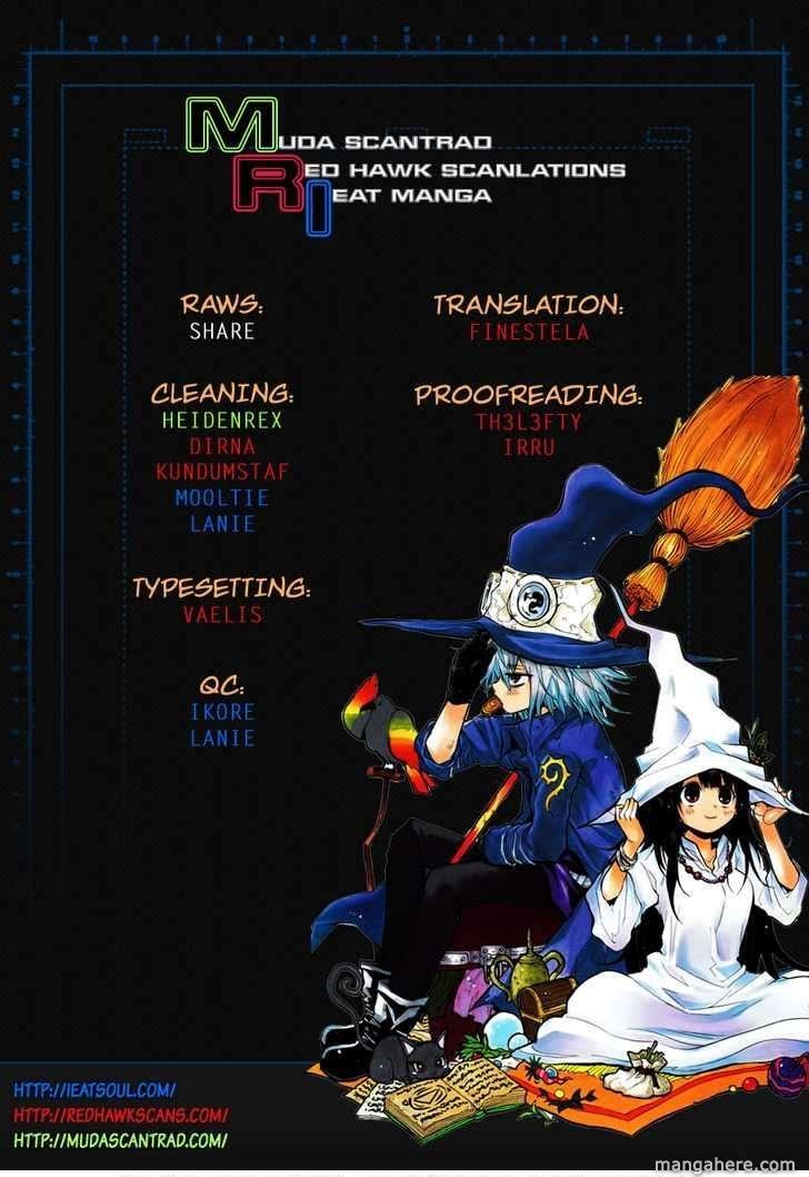 Magico (IWAMOTO Naoki) 19 Page 1