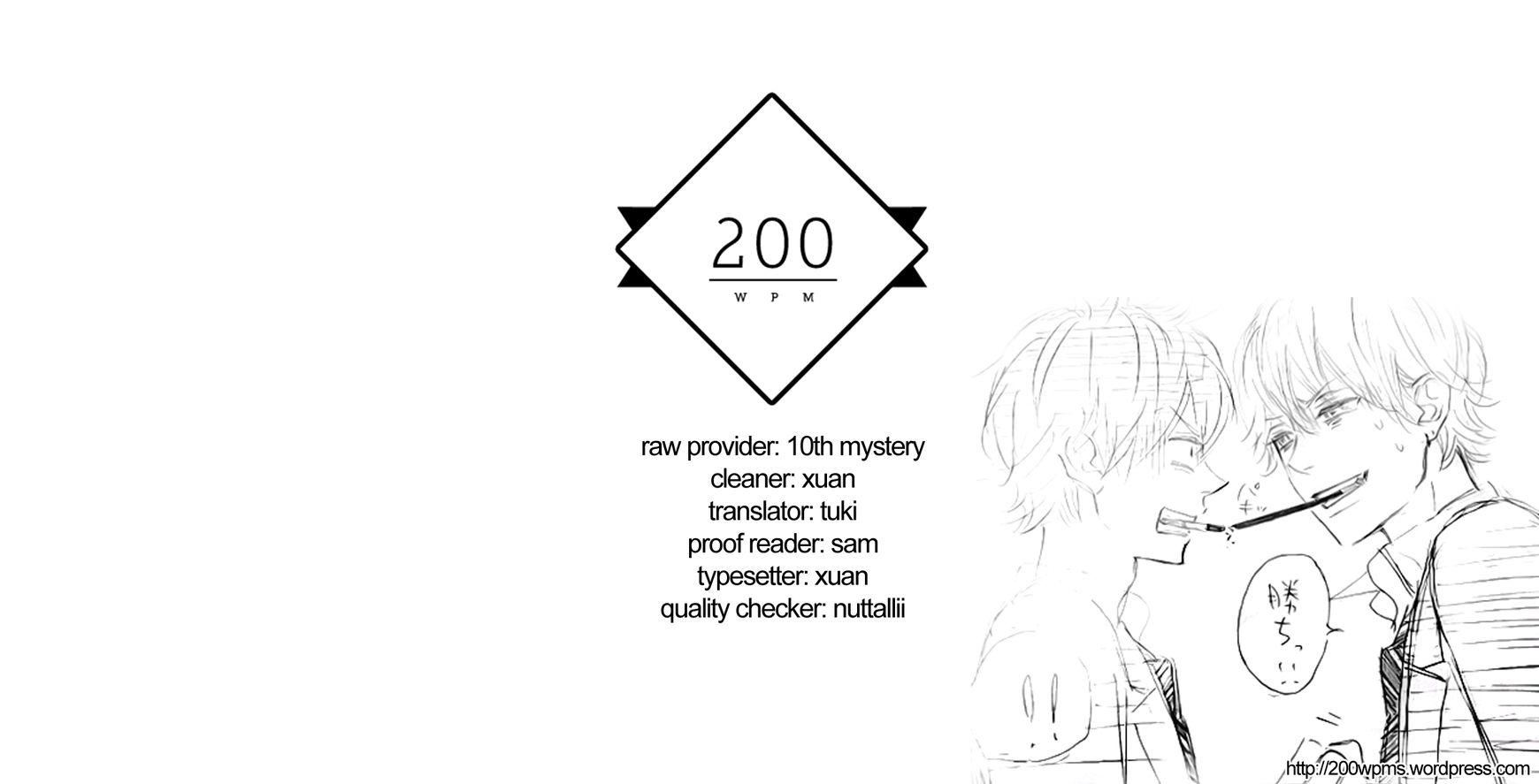 Heroine Shikkaku 35 Page 1
