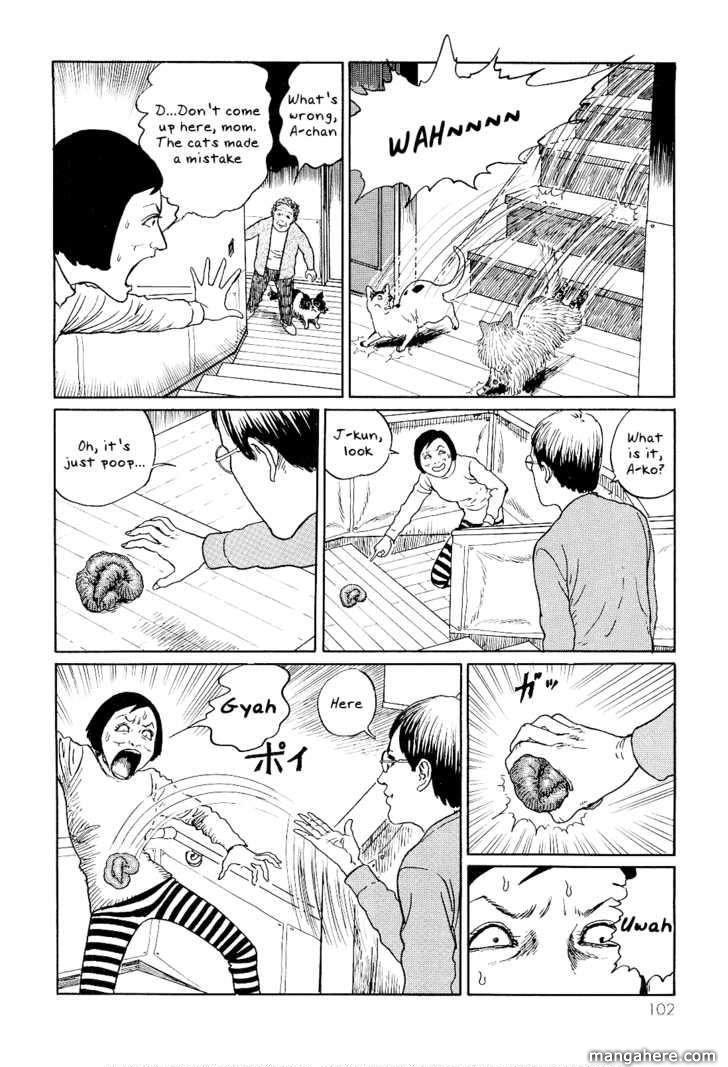 Itou Junji No Neko Nikki: Yon & Mu 10 Page 2