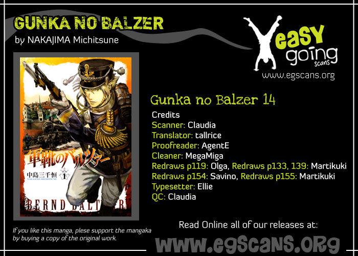 Gunka No Baltzar 14 Page 1