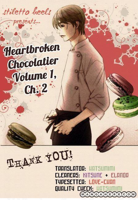 Shitsuren Chocolatier 2 Page 1