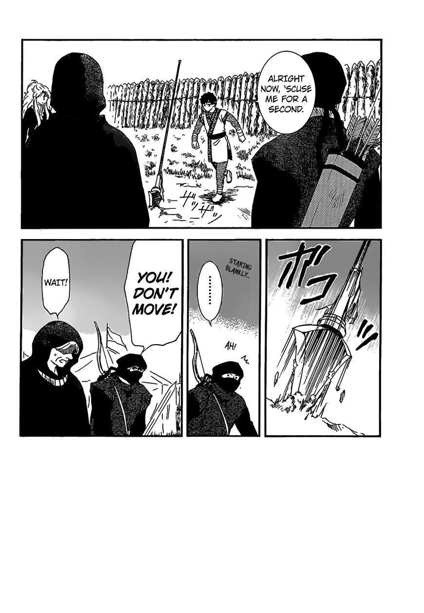 Akatsuki No Yona 146 Page 2