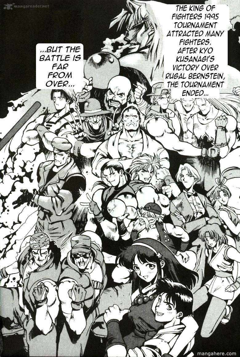 The King Of Fighters: Kyo 2 Page 2