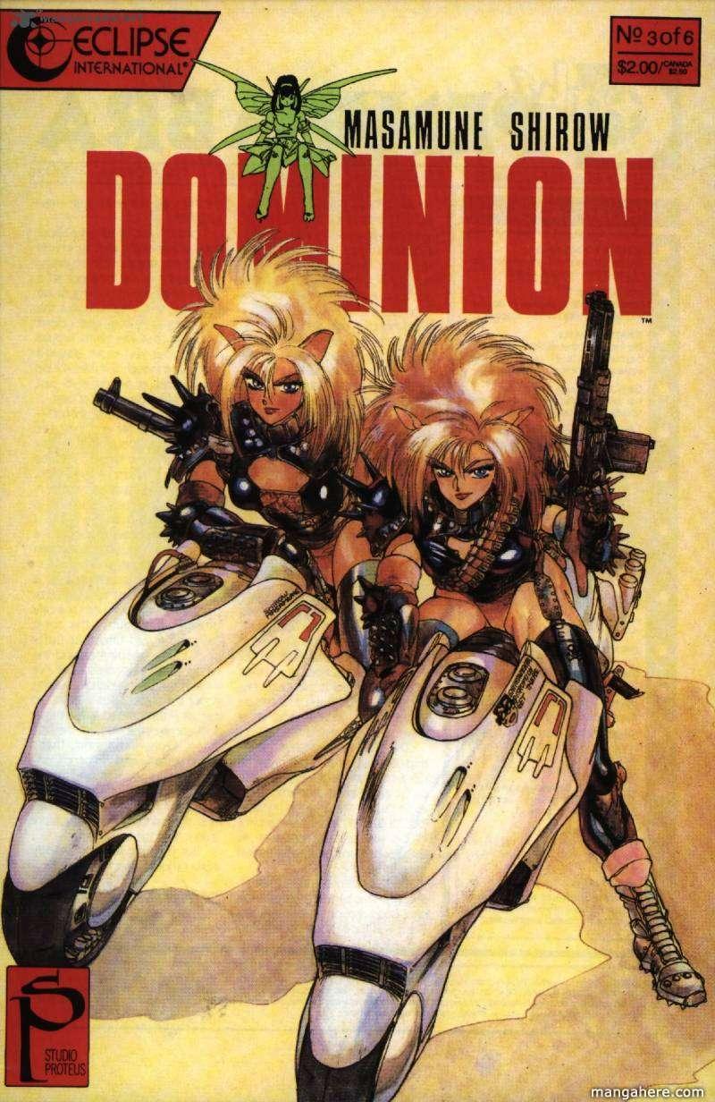 Dominion 3 Page 1