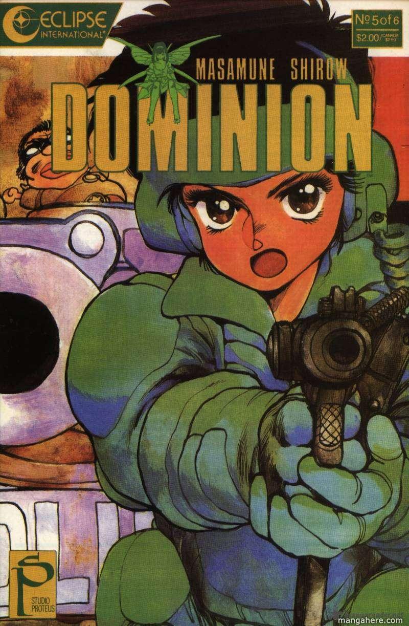Dominion 5 Page 1