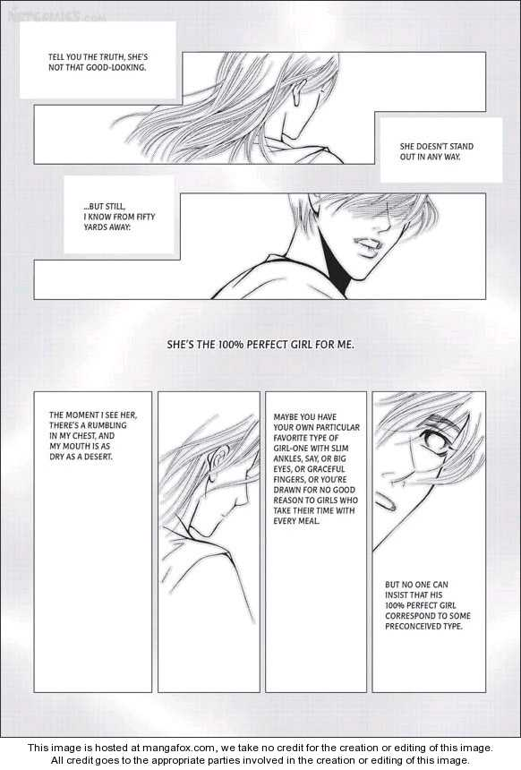 100% Perfect Girl 0 Page 3