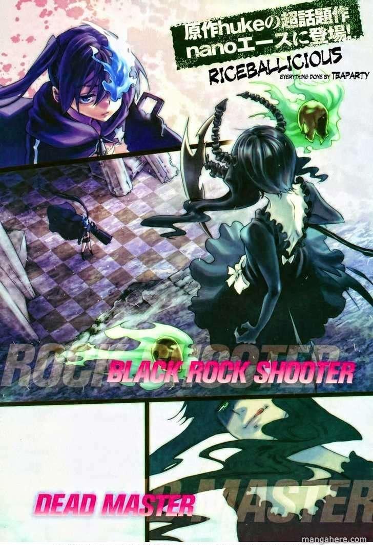 Black Rock-Chan 1 Page 1