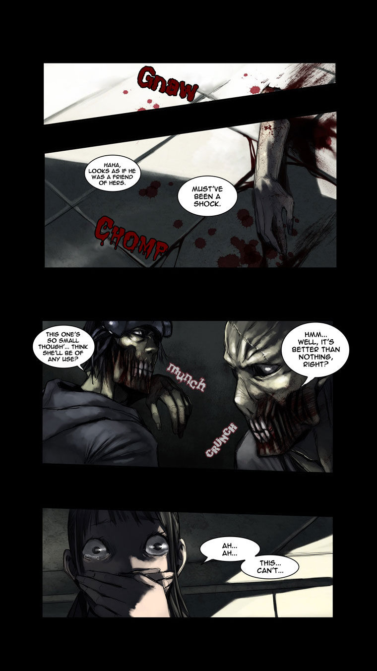 Wake Up Deadman 38 Page 2