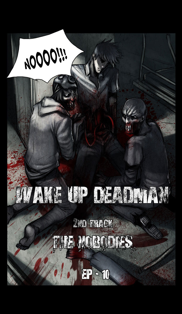 Wake Up Deadman 38 Page 3