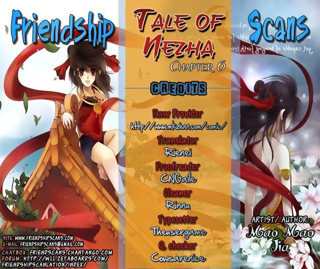 Tale Of Nezha 6 Page 1