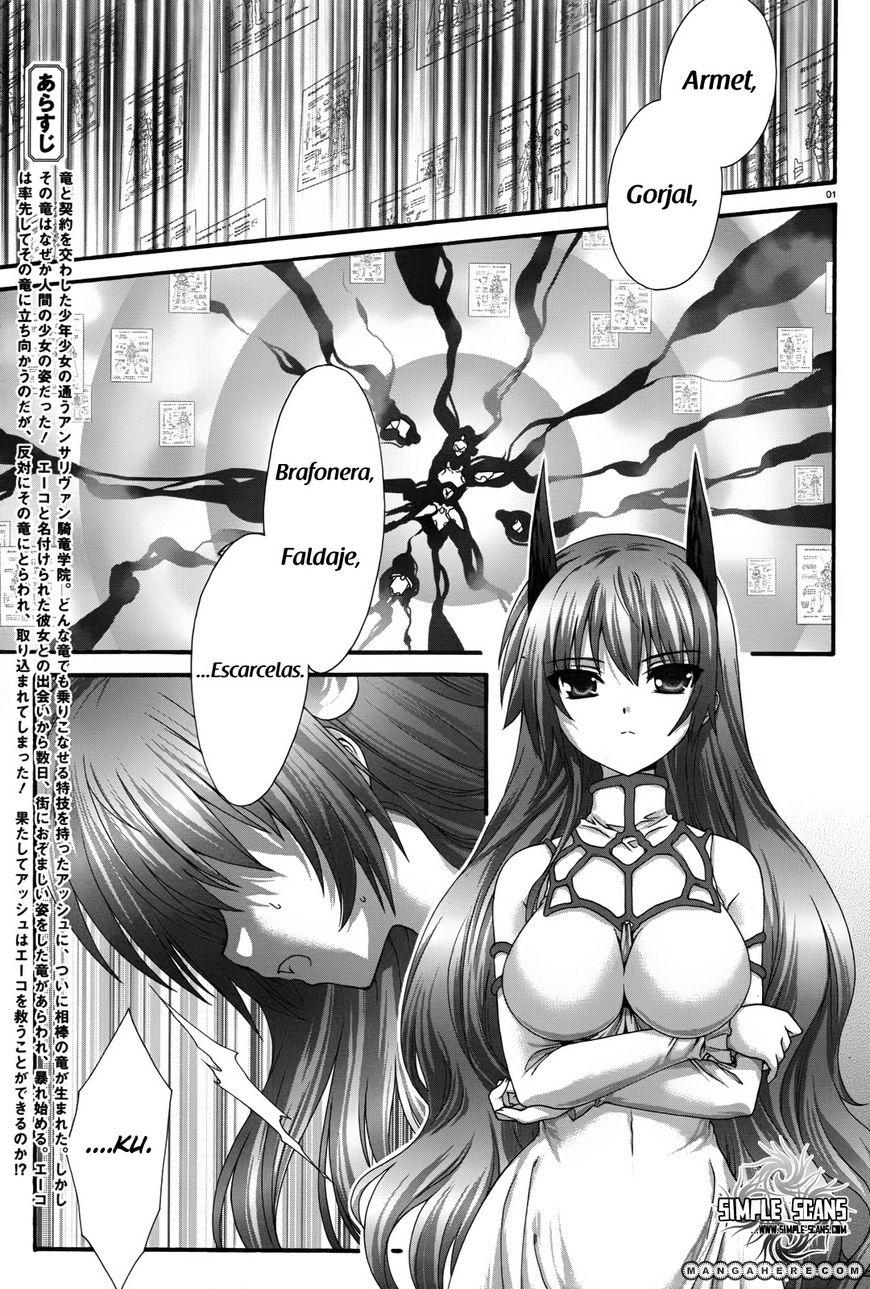 Seikoku No Ryuu Kishi 7 Page 1