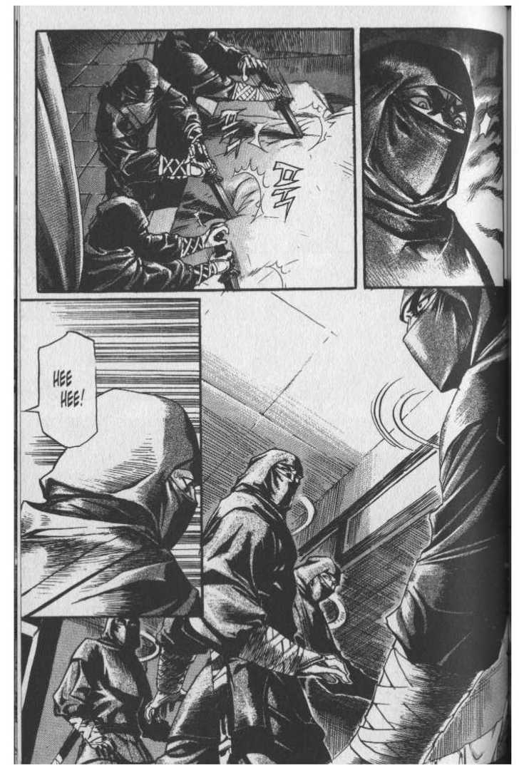 King of Hell 31 Page 3