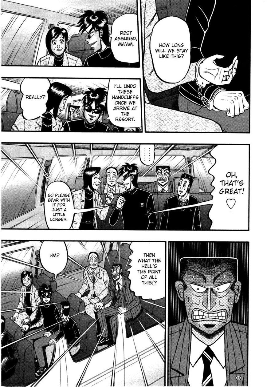 Tobaku Haouden Rei: Gyankihen 56 Page 2