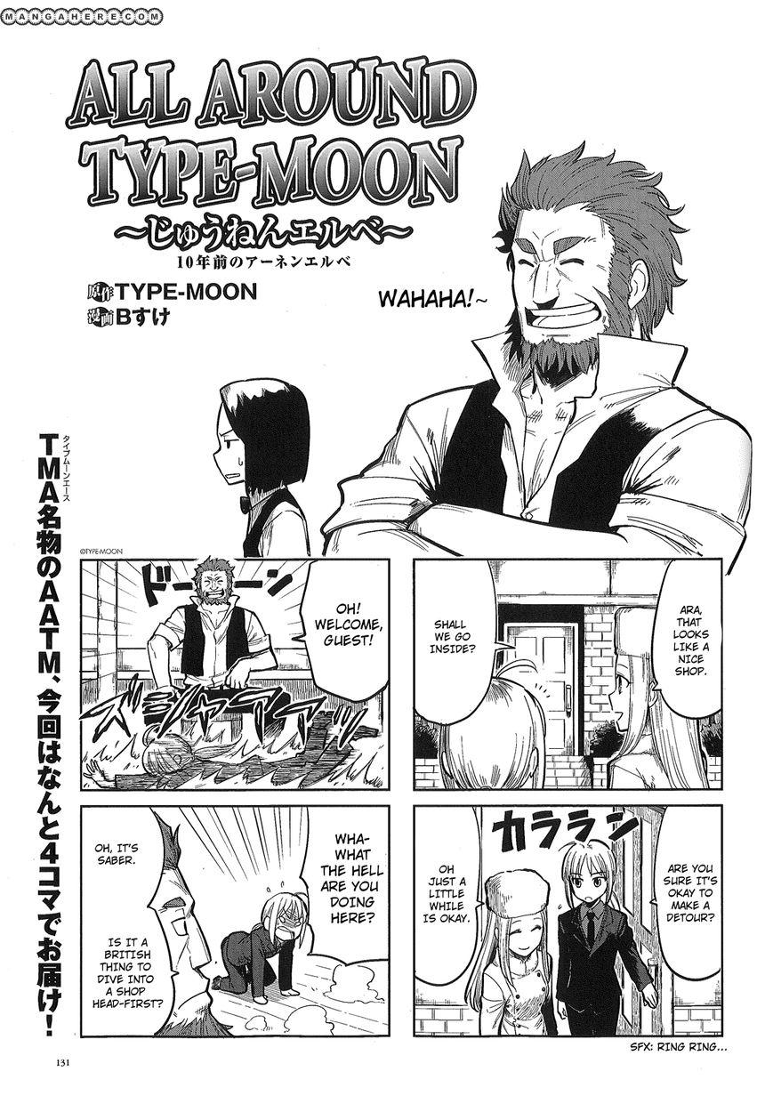 All Around Type-Moon - Ahnenerbe No Nichijou 0.2 Page 1
