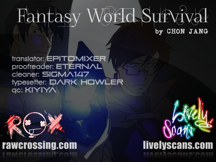 Fantasy World Survival 35 Page 1