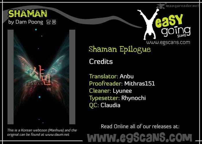 Shaman 34 Page 1
