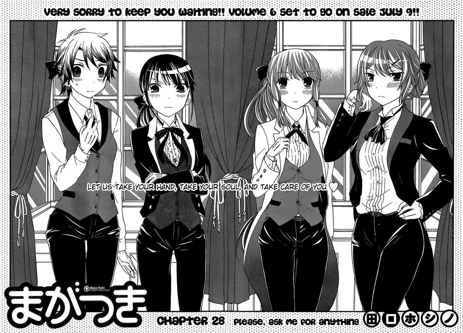 Maga-Tsuki 28 Page 2