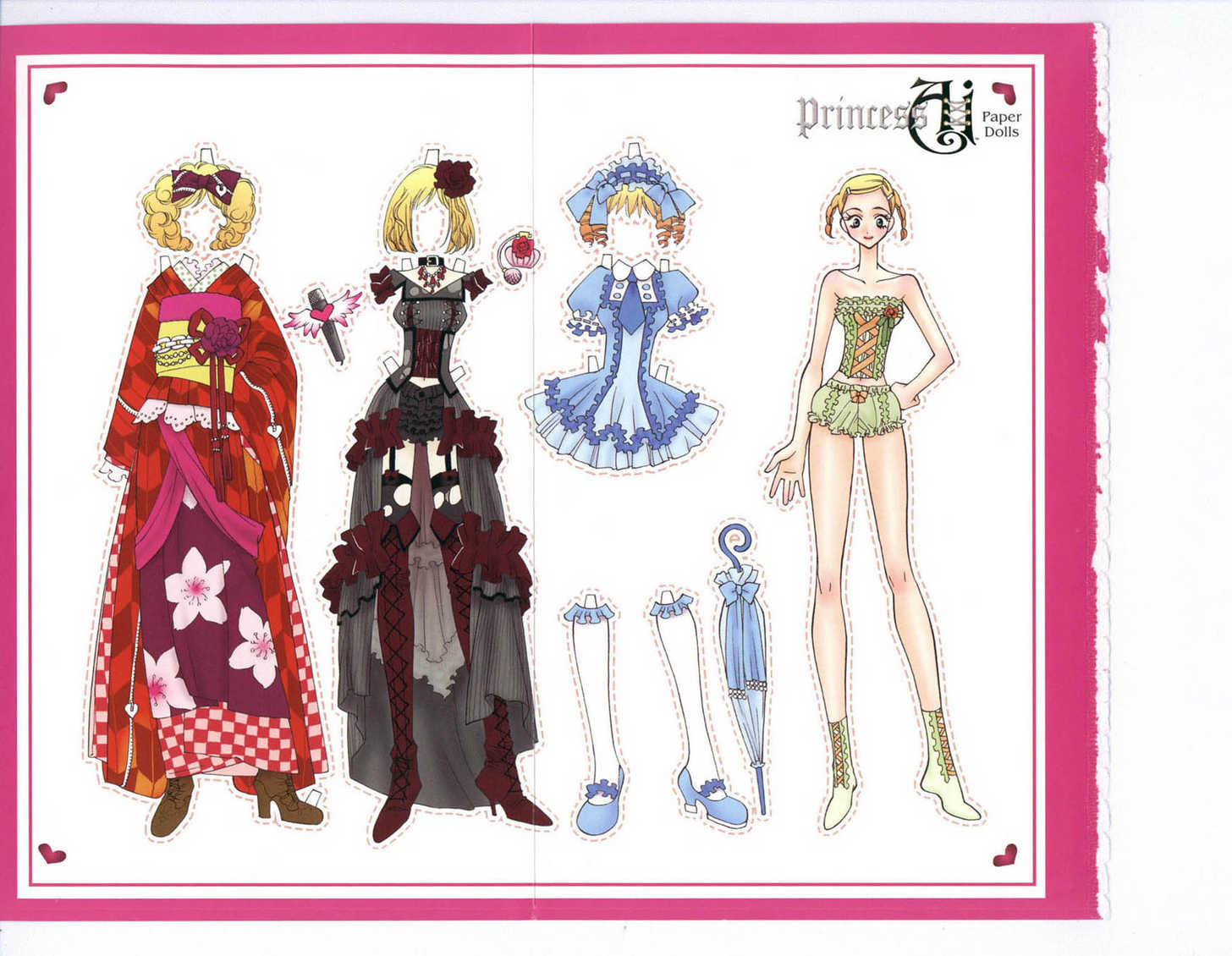 Princess Ai 0 Page 2