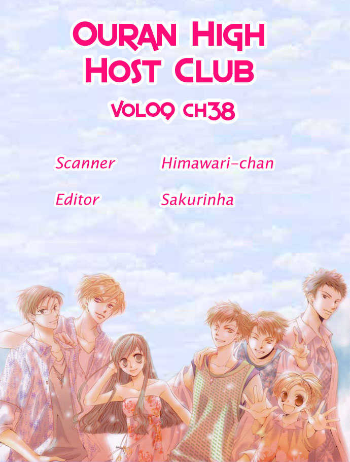 Ouran High School Host Club 38 Page 1