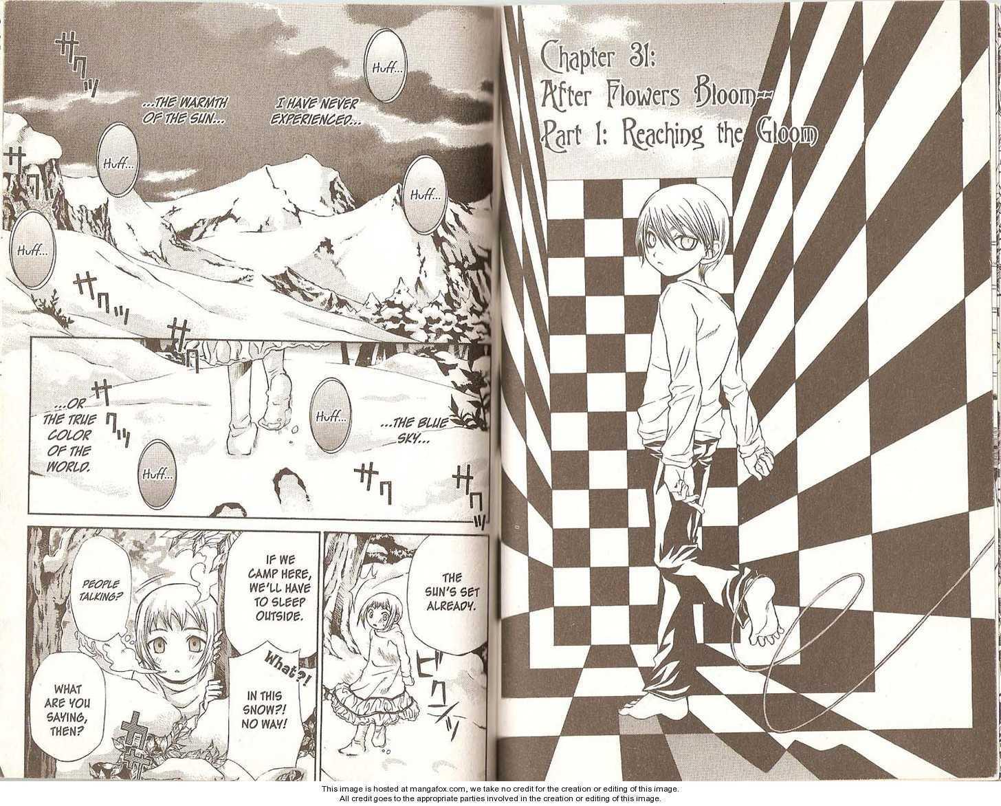 Hatenkou Yuugi 31 Page 1