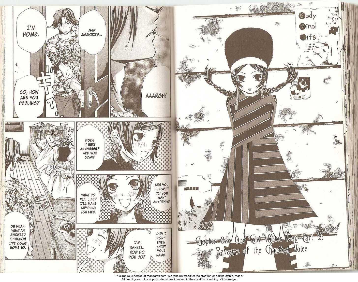 Hatenkou Yuugi 35 Page 1