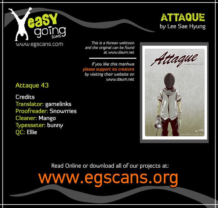 Attaque 43 Page 1