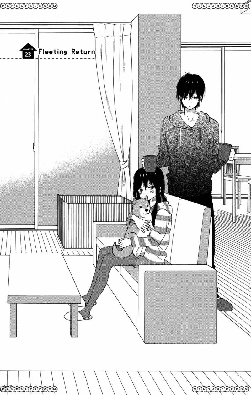 Taiyou No Ie 23 Page 1