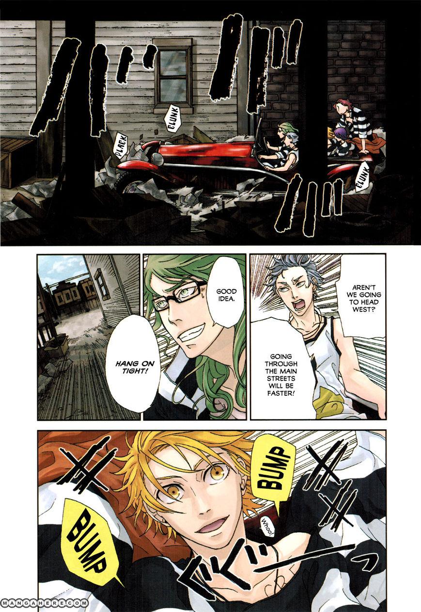 Lucky Dog 1 Blast 9 Page 2