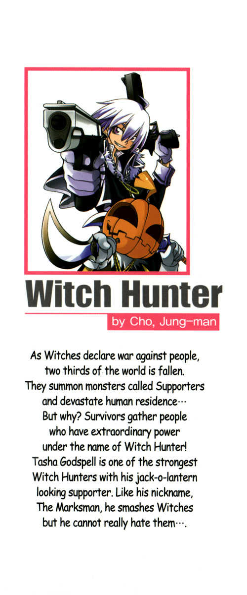 Witch Hunter 5 Page 2