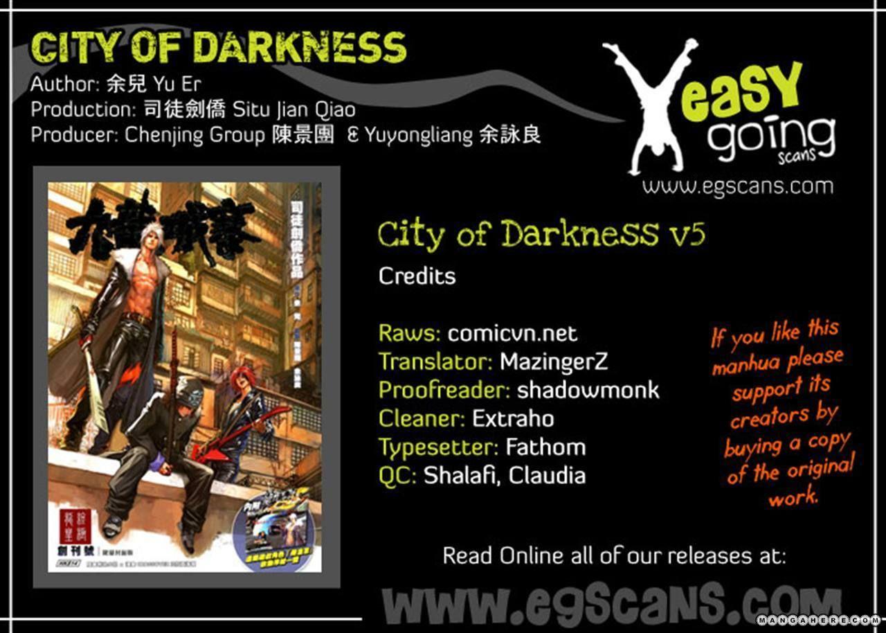 City Of Darkness 5 Page 1
