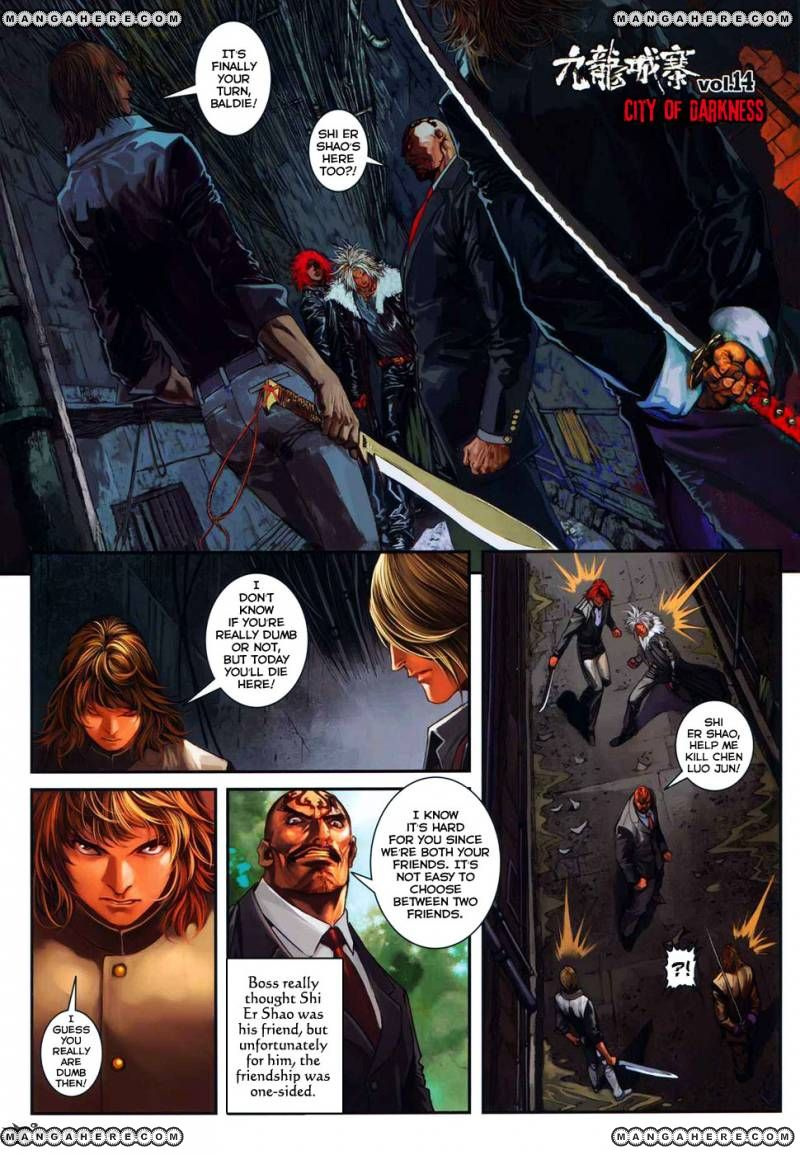 City Of Darkness 14 Page 2