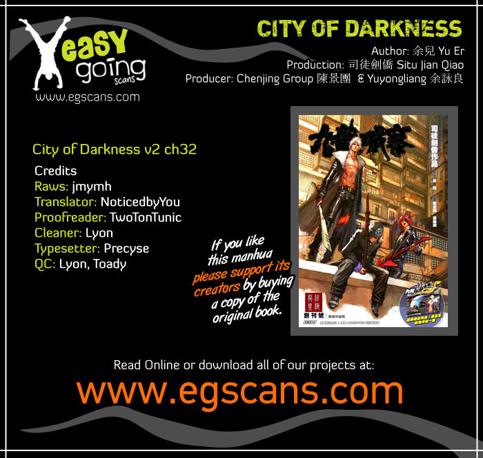 City Of Darkness 64 Page 1