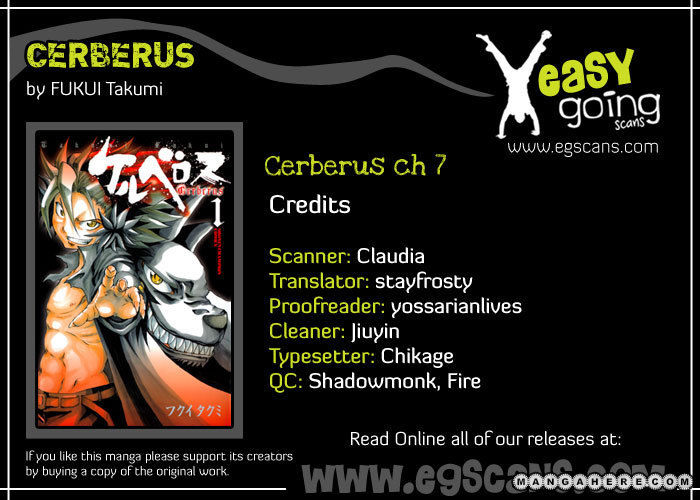 Cerberus 7 Page 2